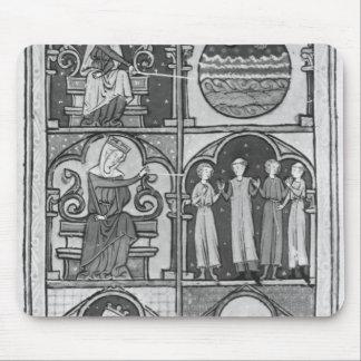 La Somme le Roi', by Lambert le Petit, 1311 Mouse Pad