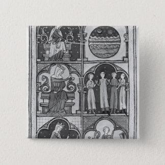 La Somme le Roi', by Lambert le Petit, 1311 Pinback Button