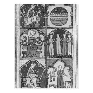 La Somme le Roi', by Lambert le Petit, 1311 Postcards
