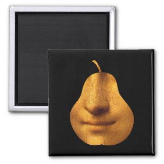 La sonrisa de la Mona Lisa - imán