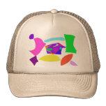 La sonrisa de los niños gorras