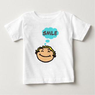 La sonrisa sea CAMISETA feliz
