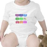 La sonrisa si usted es bebé gay viste camiseta