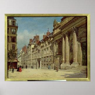 La Sorbonne Impresiones