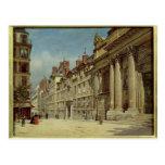 La Sorbonne Postcard