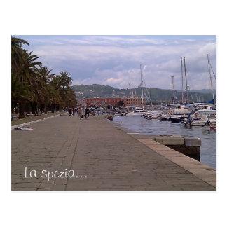 La spezia... postcard
