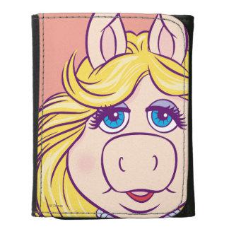 La Srta. Piggy Face Disney de los Muppets