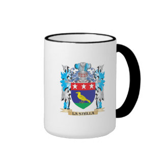 La-Stella Coat of Arms - Family Crest Coffee Mugs