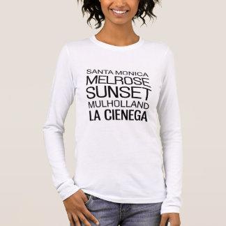LA Streets Long Sleeve T-Shirt