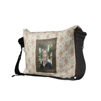 La su de la foto bolsa de mensajero de madera del  bolsas de mensajería
