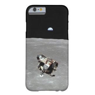 La subida de Eagle de la misión de la luna de Funda Para iPhone 6 Barely There