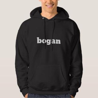 La sudadera con capucha de los hombres de Bogan