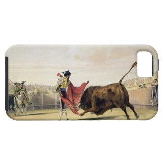 La Suerte de la Capa, 1865 (colour litho) iPhone SE/5/5s Case