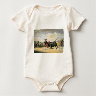 La Suerte de la Capa Baby Bodysuit