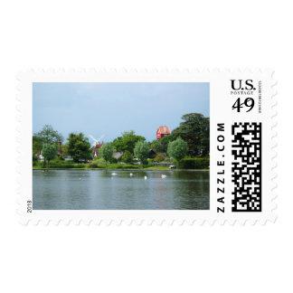 La Suffolk de Meare Thorpness Sellos Postales