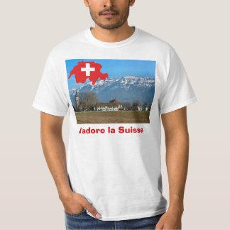 La Suisse de J'adore Polera