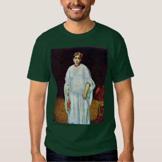 La Sultans By Manet Edouard Tee Shirts
