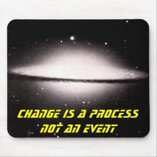 La supernova, cambio es un proceso no un acontecim alfombrilla de ratones
