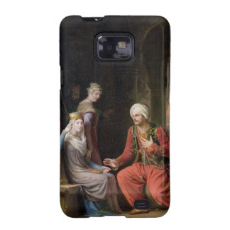 La súplica, 1822 (aceite en lona) galaxy s2 fundas