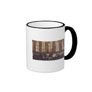 La súplica de los obispos disidentes taza de café