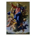 La suposición de la Virgen, 1649-50 Felicitación