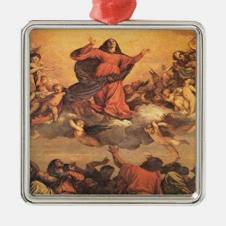 La suposición de Maria en cielo Ornamentos De Reyes