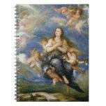 La suposición de Maria Magdalena (aceite en lona) Cuadernos