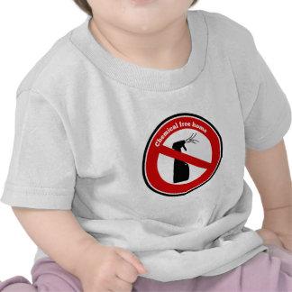 La sustancia química libera a casa camiseta