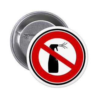 la sustancia química libre del aerosol libera pin redondo de 2 pulgadas