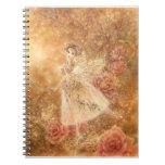 La Sylphide Ballet Notebook