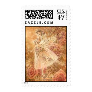 La Sylphide Postage Stamp