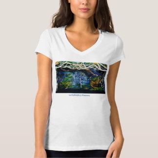 LA SYLPHIDE  tee shirt