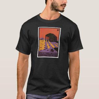 La Syrie Et Le Liban Palmyre T-Shirt