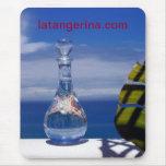 La Tangerina Hotel - Tangiers Mouse Mat