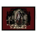 La tarjeta 1 del vampiro de la custodia