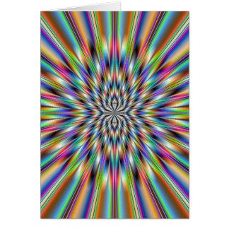 La tarjeta de Big Bang