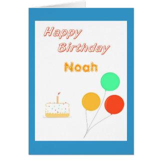La tarjeta de cumpleaños añade conocido (y envejez