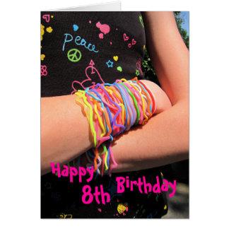 ¡La tarjeta de cumpleaños de Bandz añade cualquier