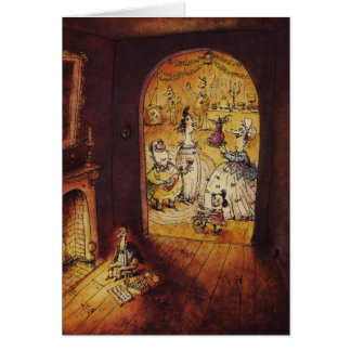 La tarjeta de Dickensian