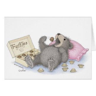 La tarjeta de Gruffies®