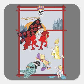 La tarjeta de la muerte de Tarot