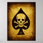La tarjeta de la muerte posters