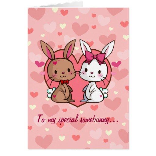 La tarjeta de la tarjeta del día de San Valentín d