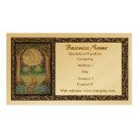 La tarjeta de visita de Tarot de la luna
