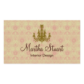 La tarjeta de visita del ~ del diseño