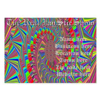 La tarjeta de visita real del diseñador de JayStic