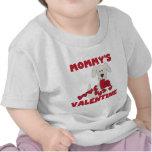 La tarjeta del día de San Valentín de la mamá del Camiseta