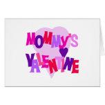 La tarjeta del día de San Valentín de los colores
