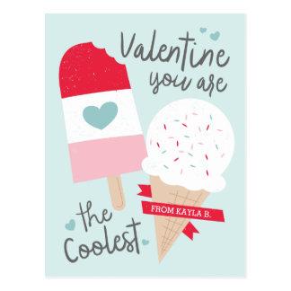 La tarjeta del día de San Valentín más fresca de Postales