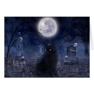 """"""""""" La tarjeta familiar de Halloween"""